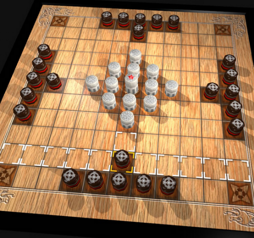Hnefatafl at Jocly
