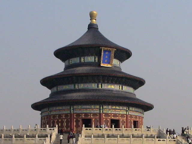 Temple of Heaven in the Forbidden City