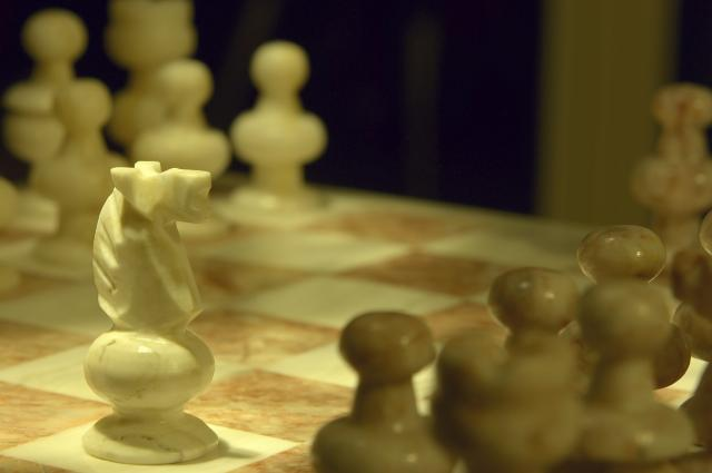 Chess, the archetypal board game