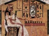 queen-nefertari-playing-senet-in-a-tomb-painting