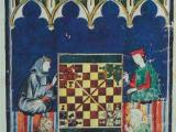 Four seasons chess, from the Libro de Juegos.